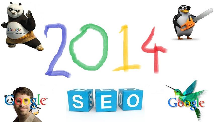 Продвижение сайта 2014 под Google
