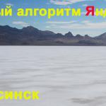 Новый алгоритм Яндекса – Минусинск