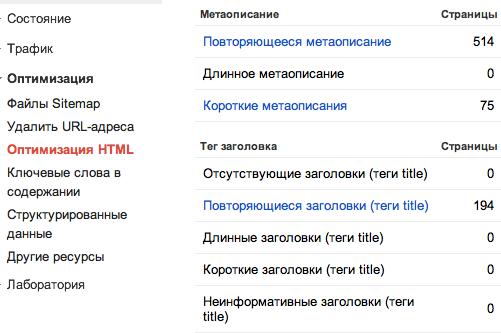 Вебмастер Google