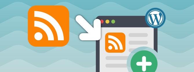 Рассылки и RSS-ленты