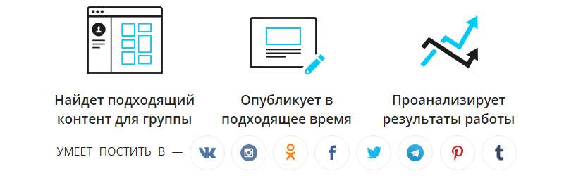 Иконки социальных сетей на CSS